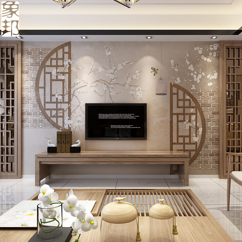 Nội thất phong cách Á Đông với nét đẹp truyền thống hoài cổ nhẹ nhàng